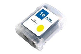 HP #10 Yellow Compatible Inkjet Cartridge