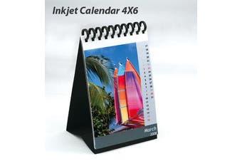 DIY Inkjet Calendar 4x6 Size
