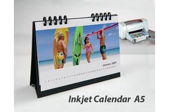 DIY Inkjet Calendar A5 Size