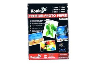 200gm (4x6) High Gloss Photo (20 Sheets)