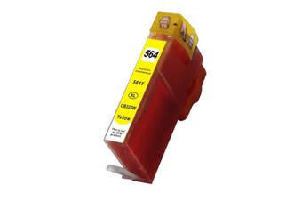 HP 564XL Yellow Compatible Inkjet Cartridge