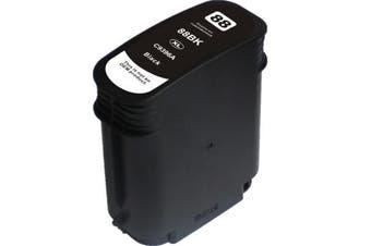 HP 88XL Bk C9396A Compatible Inkjet Cartridge