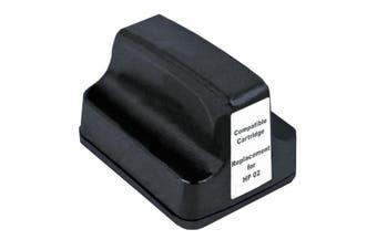 HP 02XXL Black Compatible Inkjet Cartridge
