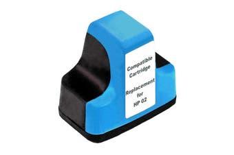 HP 02XXL Cyan Compatible Inkjet Cartridge