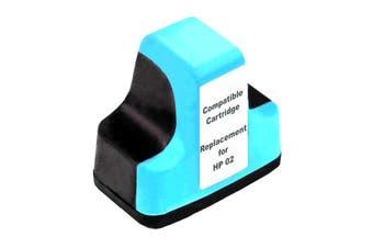 HP 02XXL Light Cyan Compatible Inkjet Cartridge
