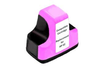 HP 02XXL Light Magenta Compatible Inkjet Cartridge