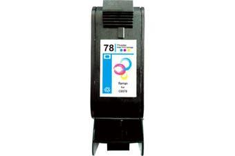 HP 78 Remanufactured Inkjet Cartridge