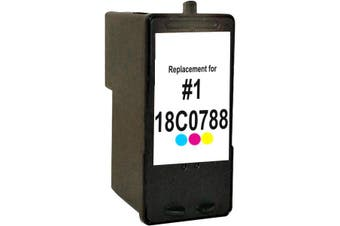 LEXMARK #1 Remanufactured Inkjet Cartridge