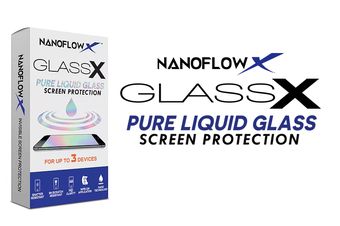 GlassX - The Liquid Glass Mobile Screen Protector