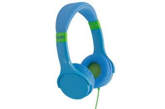 Moki Lil' Kids Headphones - Blue