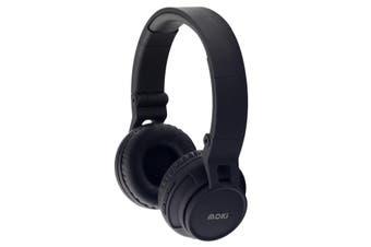 Moki EXO Bluetooth Headphones - Black