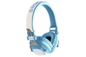 Moki EXO Kids Bluetooth Headphones - Blue