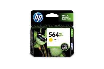 HP 564YXL (CB325WA) Original Yellow Extra Large Ink Cartridge- 750 Pages