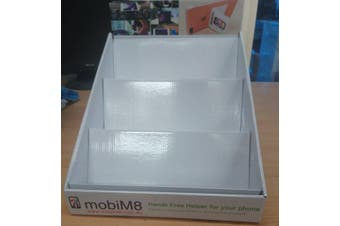 MobiM8 - Hands Free Helper Point Of Sale Box