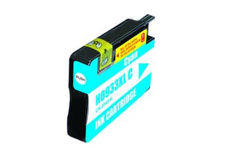 HP [5 Star] 933XL Cyan Compatible Cartridge with Chip