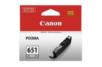 CANON CLI651GYGrey Cartridge MG5460