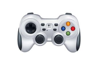 LOGITECH F710 Nano USB Dual Vibration Feedback MotorsPC Gamepad 2.4GHz Wireless D-pad Work with Android TV Extensive game support