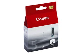 CANON PGI-5BK Black Ink Cart. IP4200, IP5200,IP5200R,MP500