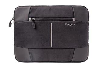 TARGUS 12.1' Bex II Laptop Sleeve - Black- Perfect for 12.5' Surface Pro 4 & 12.9' iPad Pro