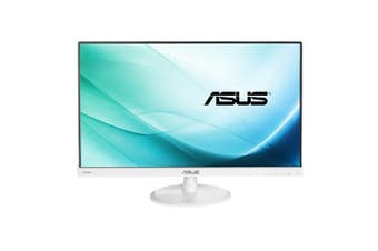ASUS VC239H-W 23' Eye Care Ultra-low Blue Light Monitor FHD (1920x1080), IPS, 5ms, Flicker free, 1.5W x2 Stereo RMS, White