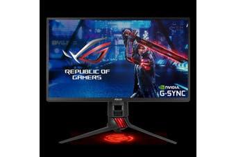 ASUS ROG Strix XG258Q 25' Gaming Monitor (24.5 inch viewable) FHD (1920x1080), Native 240Hz, 1ms, G-SYNC Compatible, Adaptive-Sync, Aura RGB
