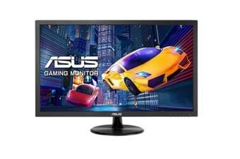 ASUS VP228NE 21.5' Full HD 1ms Monitor, Flicker Free, Low Blue Light, DVI-D/D-Sub, VESA 100x100mm