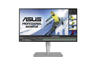 ASUS ProArt PA27AC 27' 2K 100% sRGB, REC.709 HDR IPS Eyecare Adaptive-Sync HAS SPK DP HDMI USB-C In & Out USB3.0