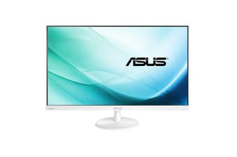 ASUS VC279H-W 27' Eye Care Ultra-low Blue Light Monitor FHD (1920x1080), IPS, 5ms, Flicker free, 1.5W x2 Stereo RMS, White