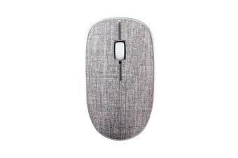 RAPOO 3510PLUS 2.4G wireless fabric optical mouse Grey (LS)