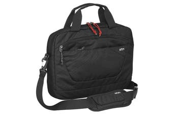 STM Swift Laptop Brief Bag for 15' to 16' Devices with Shoulder Strap - Notebook Carry Bag, Ideal for Work