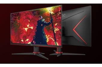 AOC 23.8' 1ms IPS 75Hz Full HD Free-Sync, 1x VGA, 2x HDMI 1x DP, Narrow Border, Tilt Gaming Monitor