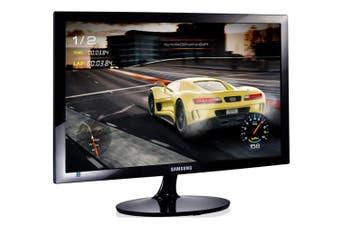 SAMSUNG SD300 23.8' / 24' FHD Gaming Monitor 1920x1080 16:9 1ms 60Hz Tilt D-Sub HDMI Eye Saver Game Mode Flicker Free ECO Energy Efficiency