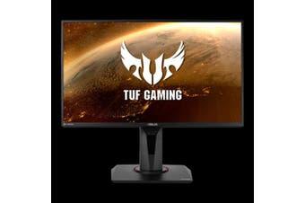 ASUS VG259QM 24.5' TUF Gaming Monitor Full HD (1920x1080), Fast IPS, Overclockable 280Hz 1ms, ELMB SYNC, G-SYNC, DisplayHDR400, 1xDP/2xHDMI