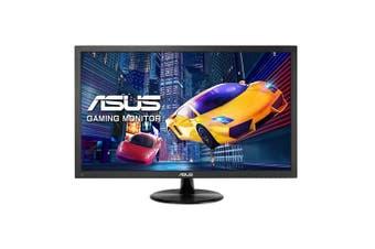 ASUS VP248QG 24' Gaming Monitor Full HD 1ms 75Hz Adaptive-Sync/FreeSync Low Blue Light Flicker Free