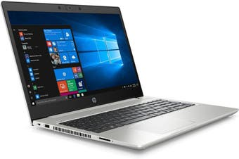 HP ProBook 450 G7 15.6' FHD IPS i5-10210U 8GB 256GB SSD WIN10 PRO MX130 2GB Backlit 3CELL 1YR ONSITE WTY W10P Notebook (9UQ74PA)