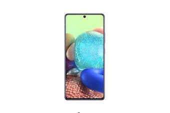 SAMSUNG Galaxy A71 5G Black- 6.7' Screen, Octa Core Processor, Quad Camera,128GB Inbuilt Memory exp to 1TB Via MicroSD Card, 4500 mAh Battery
