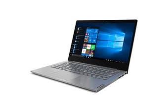 LENOVO ThinkBook 14 14' FHD IPS i7-10510U 16GB 256GB SSD WIN10 PRO AMD Radeon 2GB Fingerprint Backlit 9hr 1.5kg 1YR WTY W10P Notebook (20RV00C8AU)