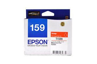 EPSON 159 Orange Ink Cartridge Suits R2000 Pritner