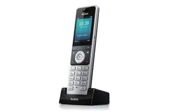 YEALINK W56H Cordless DECT IP Phone Handset -For use with W60P IP-DECT Base-Station