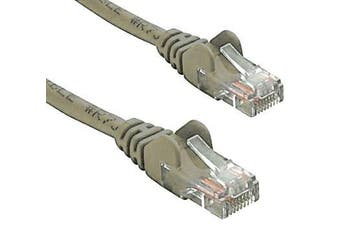 8WARE Cat5e UTP Ethernet Cable 1m Grey