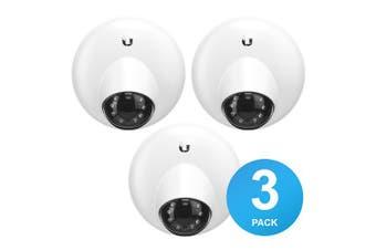 UBIQUITI UniFi Video Cam Dome G3 IR 1080P Full HD Video 3 Pack