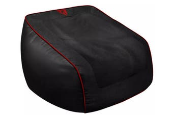 THUNDERX3 ThunderX3 DB5 V2 Consoles Bean Bag, 2 Layer Zipper,Handle, - Black/Red Retail hang pack(bean not included)(LS)