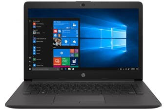 HP 245 G7 14' HD A4-9125 8GB 256GB SSD WIN10 HOME 1YR WTY W10H Notebook (3N480PA)