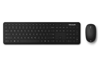 MICROSOFT Bluetooth Desktop Bluetooth Mouse & Keyboard Black