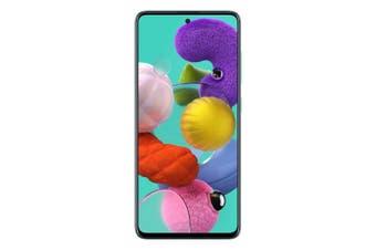 SAMSUNG Galaxy A51 128GB Blue - 6.5' Screen Size, Octa Core Processor, Quad Camera, 128GB Inbuilt Memory exp to 512GB Via MicroSD Card, Fast Charging