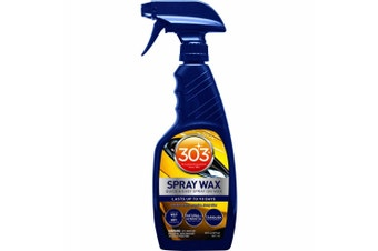303 Spray Wax 473ml Automotive Paint Protection remove water spots, dust, UV pro