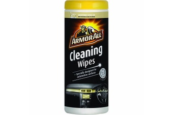 ARMOR ALL CLEANING WIPES 25 wipes