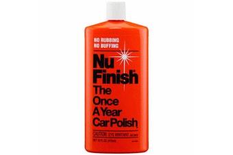 NU FINISH THE Once A Year Car Polish LIQUID 473cm