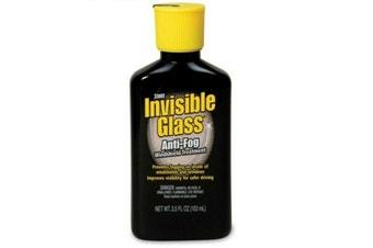 INVISIBLE GLASS ANTI-FOG WINDSCREEN TREATMENT 103ml