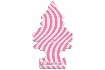 New Little Trees Air Freshener - BUBBLE GUM - Car & Home & Office